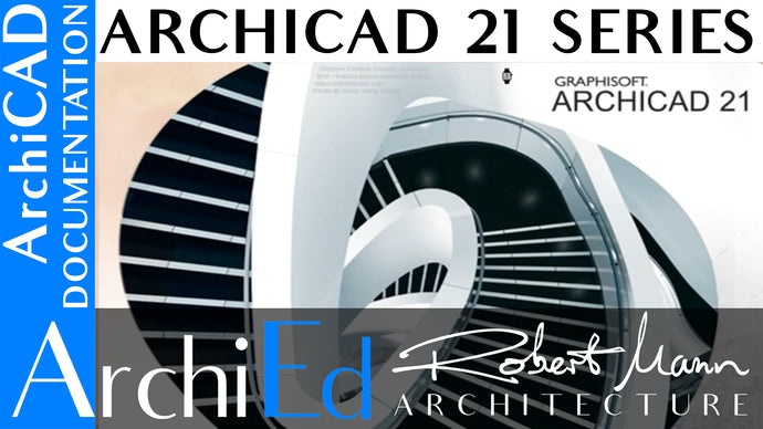 ARCHICAD 21 SERIES