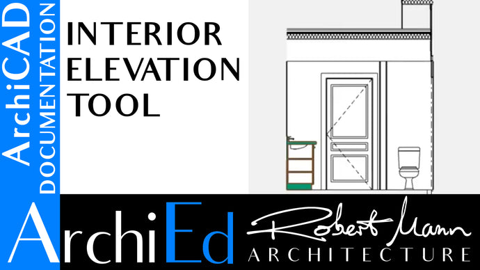INTERIOR ELEVATIONS TOOL