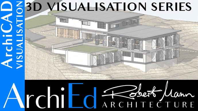 3D VISUALISATION SERIES