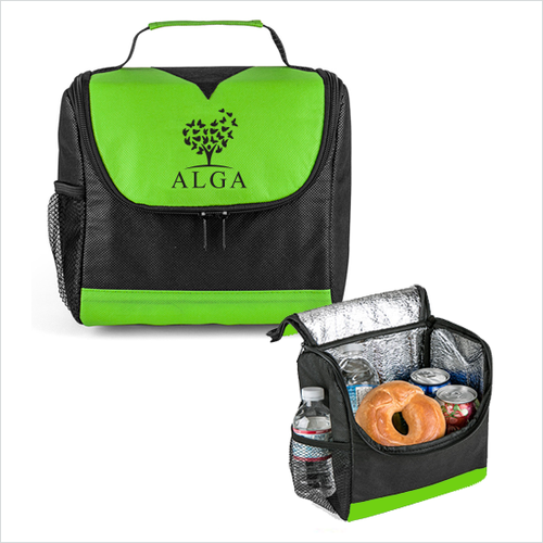 $35 Donation / Center Divider Lunch Bag