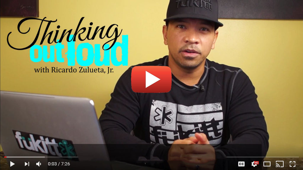 Thinking Out Loud Ep. 2: Our Mission Statement
