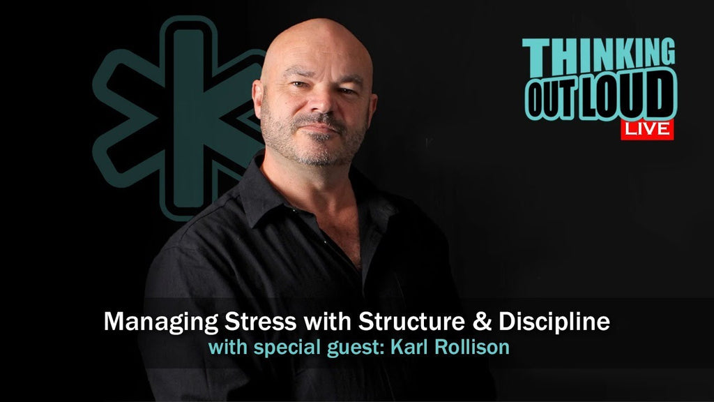 [Video] Managing Stress with Structure & Discipline