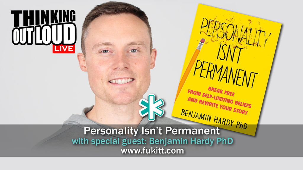 [Video] Personality Isn't Permanent
