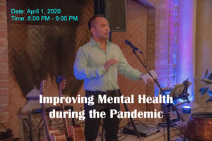 [Video] Improving you Mental Health during the COVID-19 Pandemic