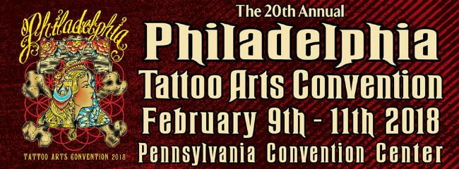 Philadelphia Tattoo Convention - Land of the Champs