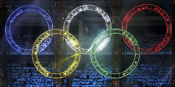 The Olympic Games - I'm obsessed!
