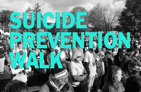 Fukitt Clothing | Suicie Prevention Walk
