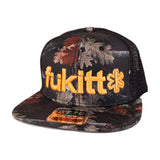 Fukitt Clothing | Traditional Duck Dynasty Snapback Trucker Hat