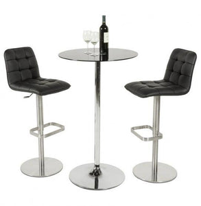 KOKOON Salamanca Tall Chair Black