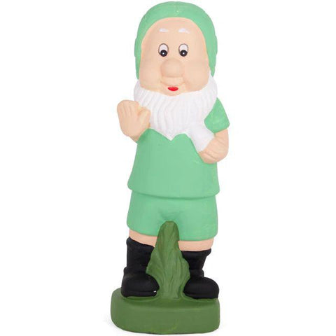 Novelty Irish Rugby Garden Gnome Ornament