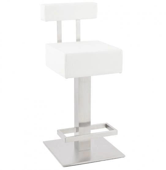 KOKOON Nobel Fixed Stool White