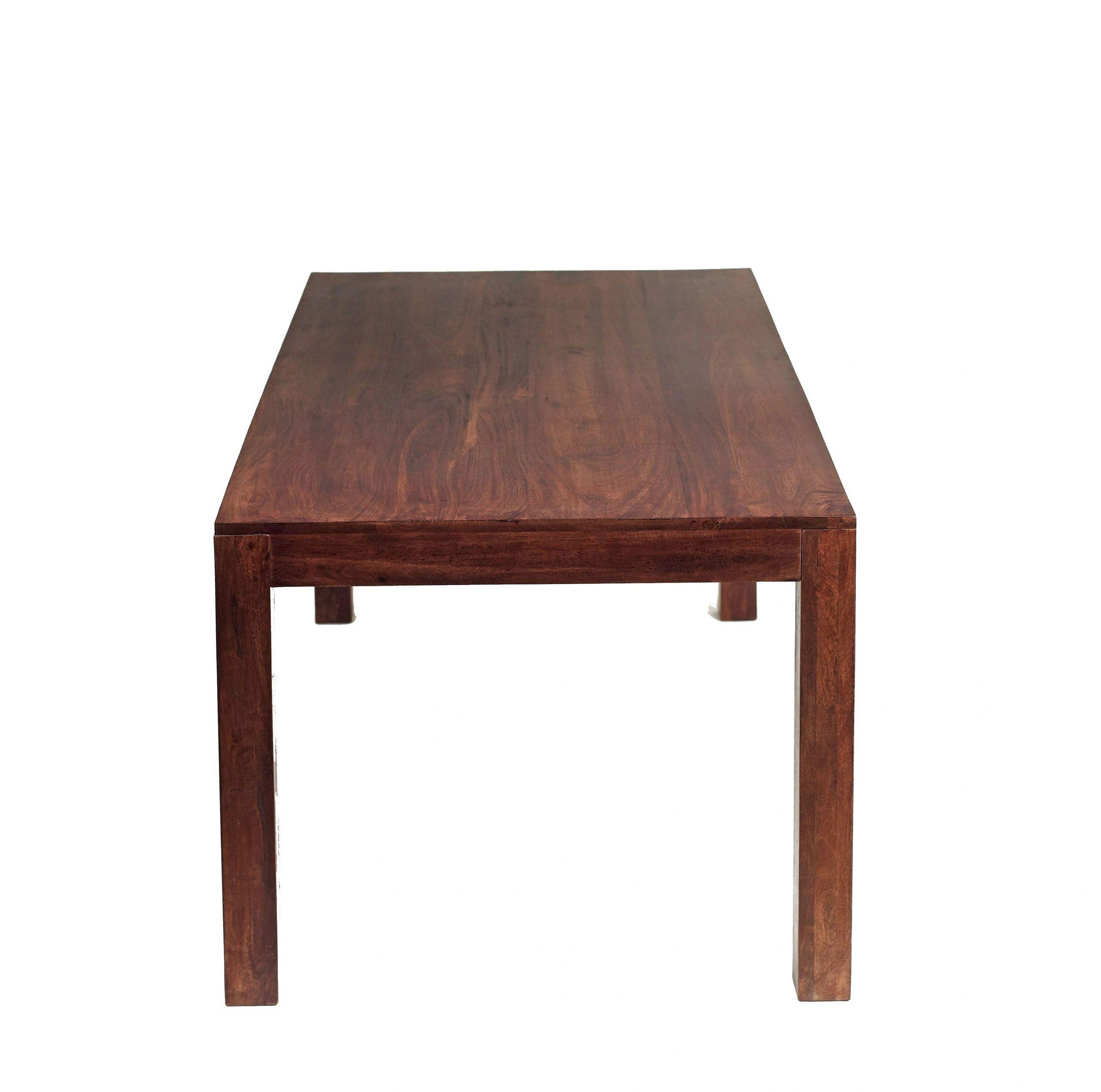 Indian Hub TOKO Mango Large Dining Table 6 Ft (180 cm)