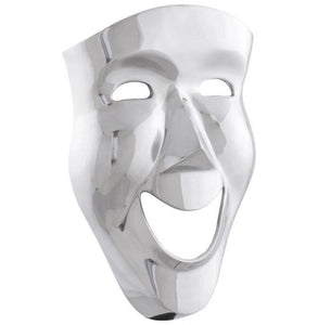KOKOON Mutlu Wall Mask Polished Aluminium