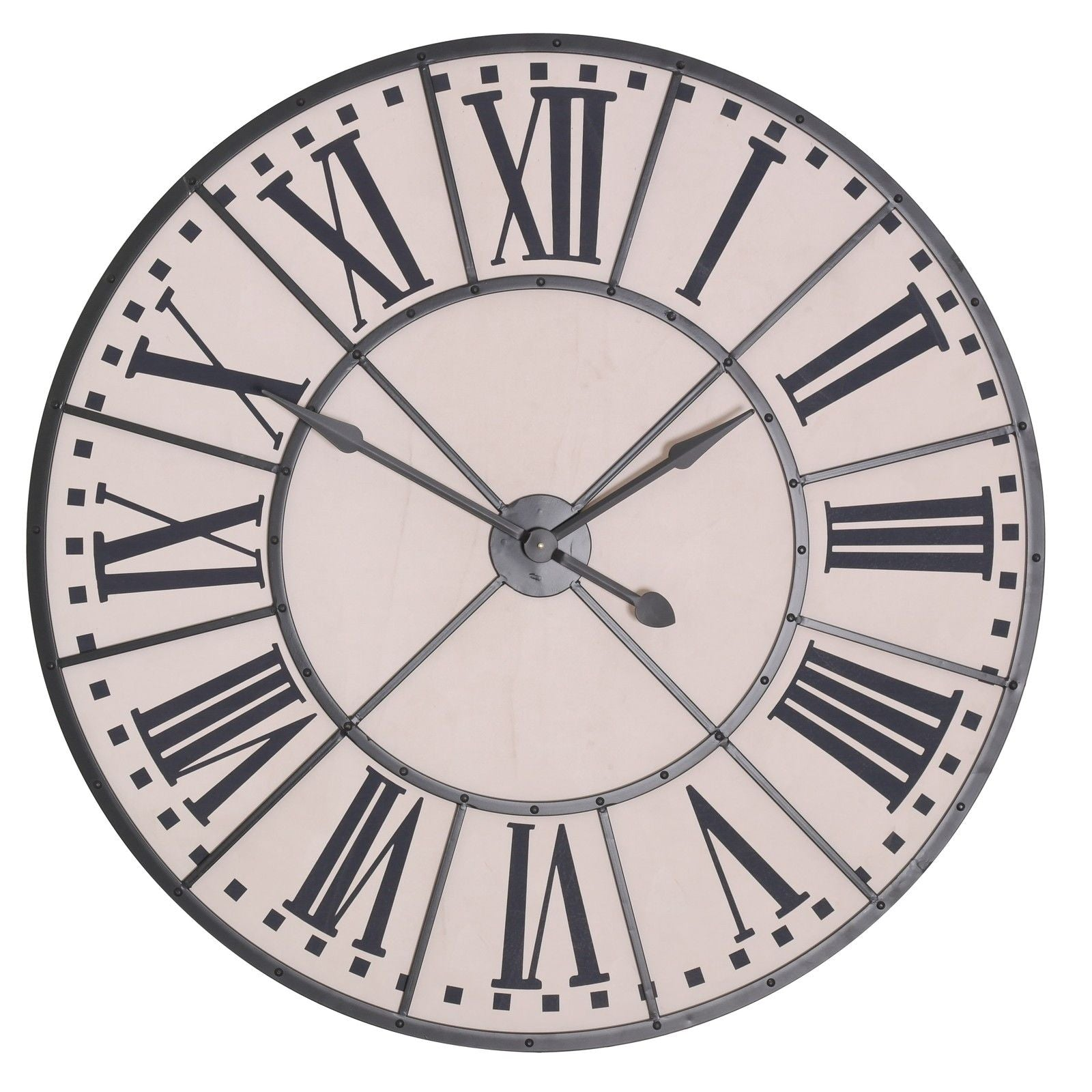 105cm Large Vintage Wall Clock