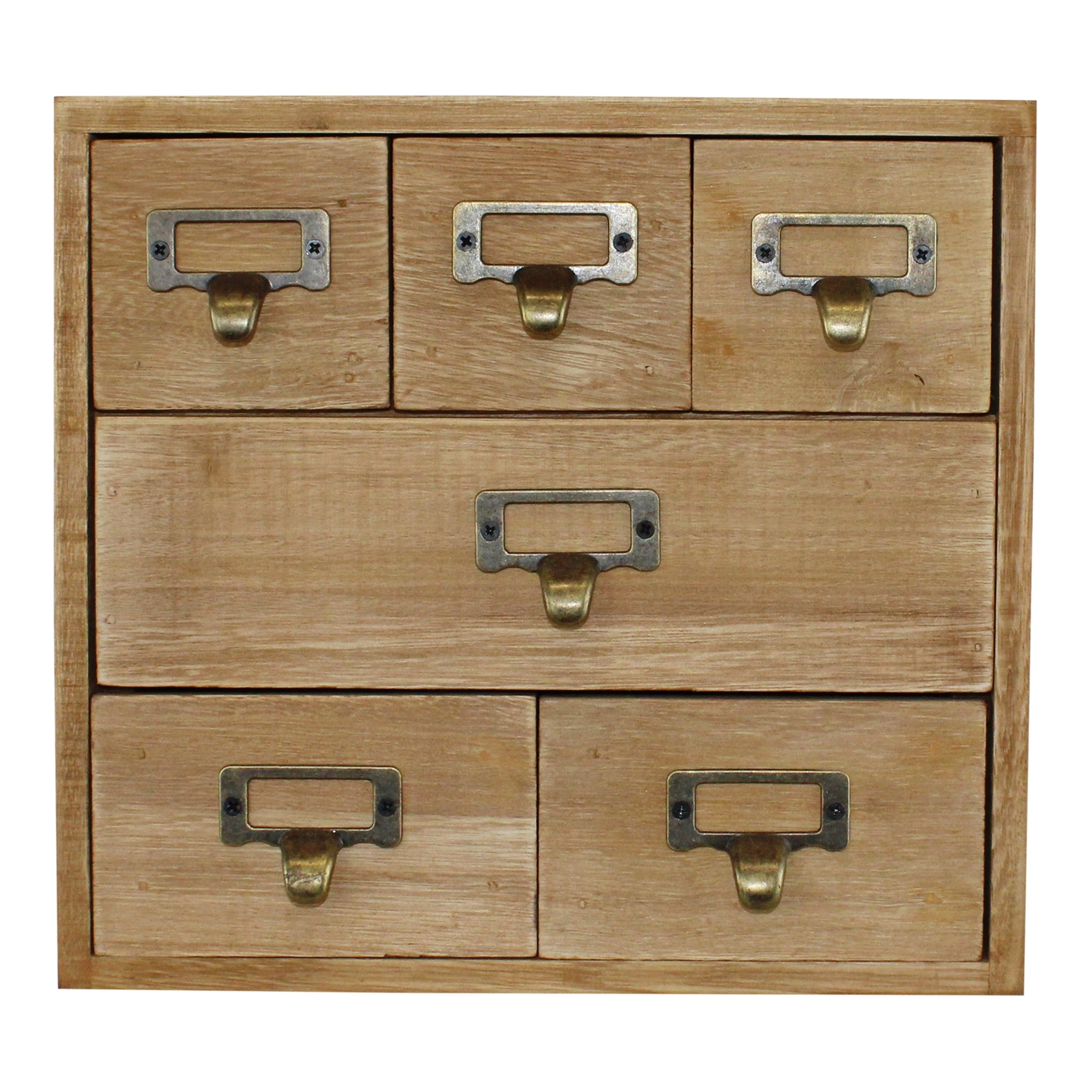 6 Drawer Storage Unit, Trinket Drawers