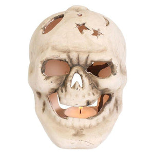 Skull T-Light Holder