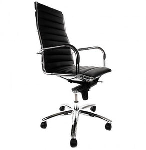 KOKOON Torino High Back Office Chair Black