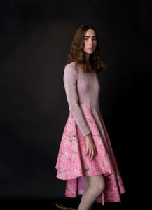 CHILE dress in pink