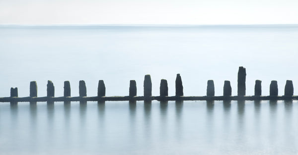 The Last Fence, Panoramic, Winchelsea Beach - West Sussex