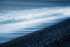 Receding Wave - Newhaven, East Sussex