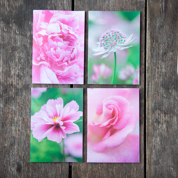 Greeting Cards Selection Pack - La Vie en Rose