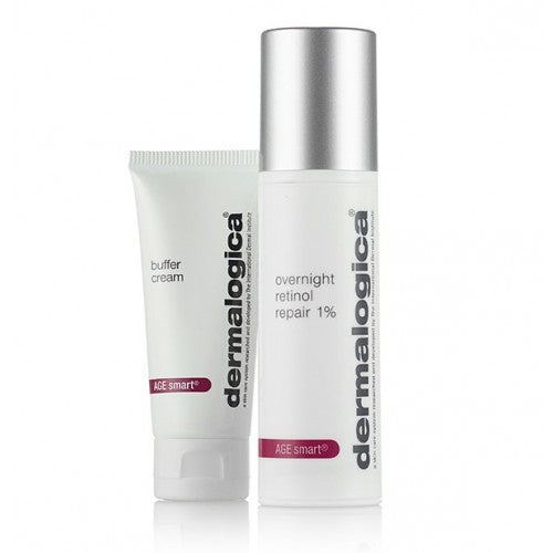 Dermalogica 視黃醇夜間修護乳霜1% Overnight Retinol Repair 1% 25ml (with Buffer Cream 15ml)