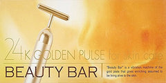 Beauty Bar Golden Pulse BM-1 24K 黃金美容棒 (日本直送) - Share Beauty Club 美容優惠
