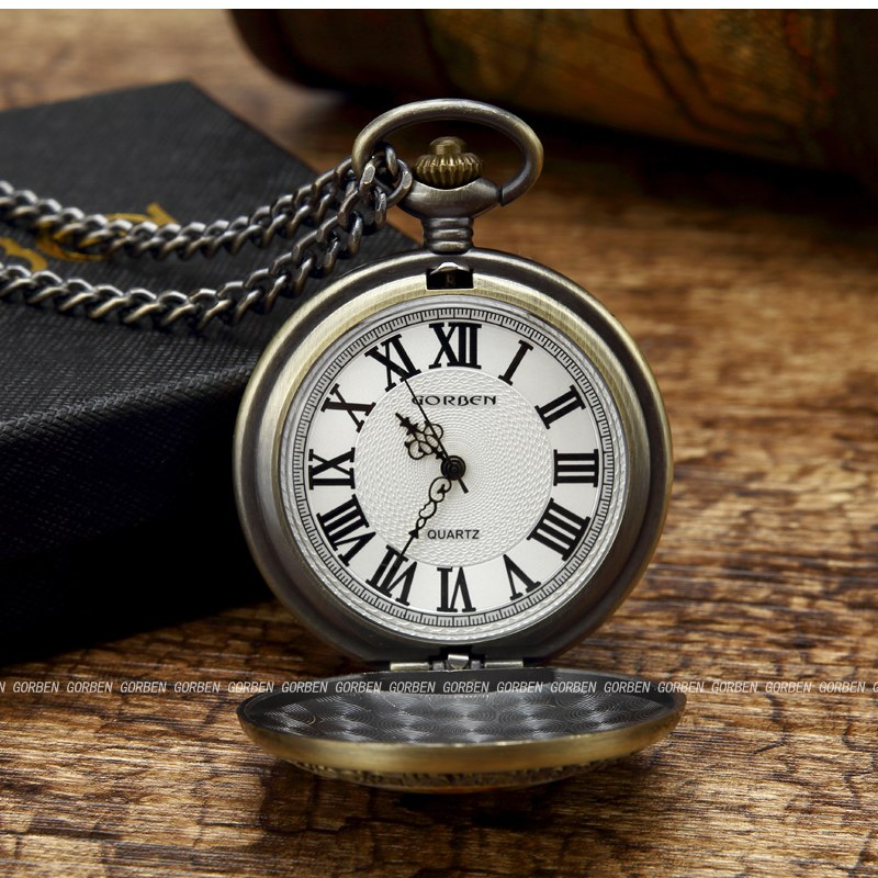 ea2384df6 ... Vintage Blessed Virgin Mary Portrait Pocket Watch Womens Mens Retro  Classic Christian Catholicism Religious Faith Watches ...
