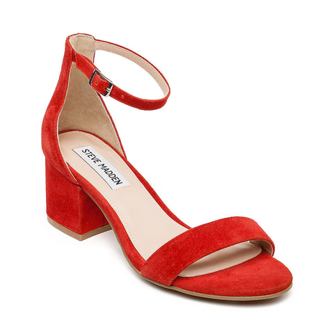 Irenee RED SUEDE