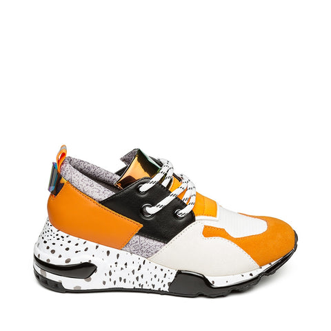 Cliff ORANGE/BLACK