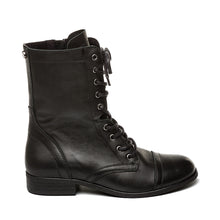 Troopa BLACK LEATHER