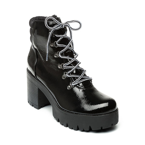 Hallow BLACK PATENT