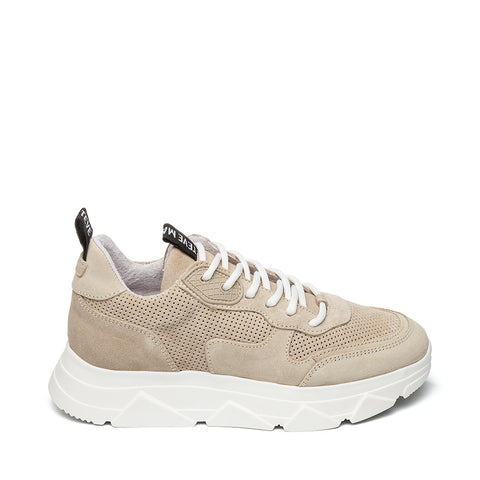 Pitty BEIGE SUEDE
