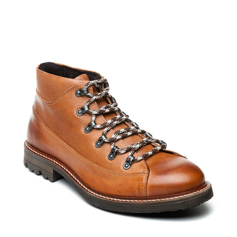 Mounty COGNAC LEATHER