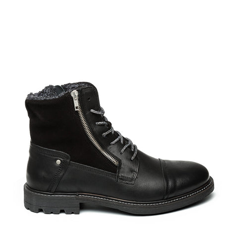 Tripper BLACK LEATHER