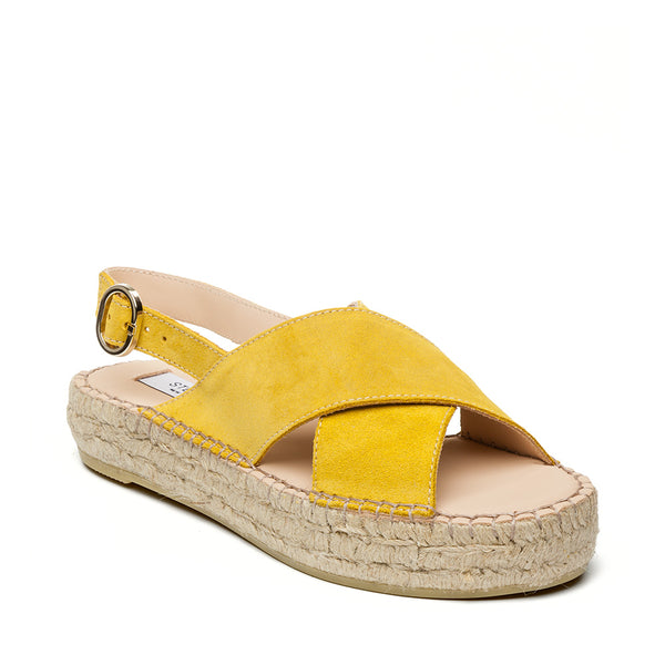 Marlie YELLOW SUEDE