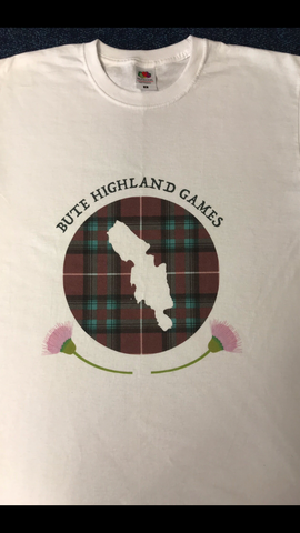 Bute Highland Games T-shirt