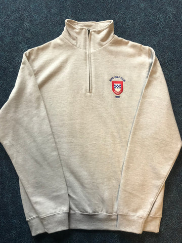 Bute Golf Club 1/4 Zip Sweater