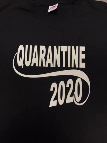 Quarantine T-Shirt and Mug