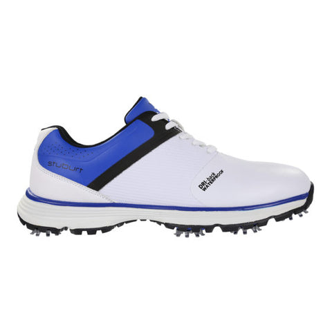 Copy of Stuburt PCT-sport Spiked Golf Shoes (White/Blue)
