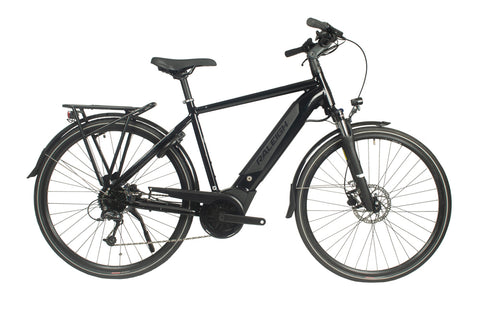 Raleigh Centros Crossbar Black