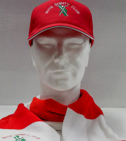 Bute Shinty Club Baseball Cap