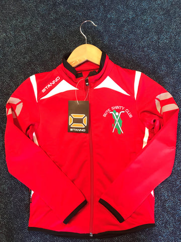 Bute Shinty Club Full Zip Tracktop