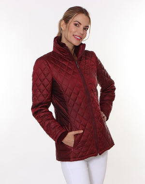 Jacket capitonada trendy girl