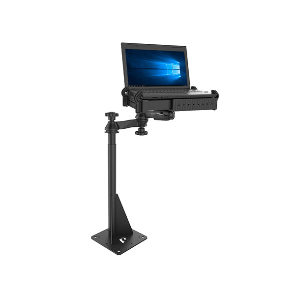 RAM® Universal Drill-Down Vehicle Laptop Mount (RAM-VBD-122-SW1)-Image 1