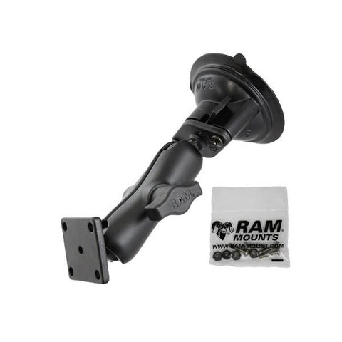 RAM Twist Lock Suction Cup Mount for Garmin Echo™ 100, 150 & 300c (RAM-B-166-G4) - Image1