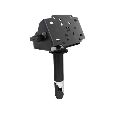 "RAM Tilt-N-Turn™ 90 Degree Bracket with 4"" Male Tele-Pole™ (RAM-VC-TNT90-4) - RAM Mount Turkey"