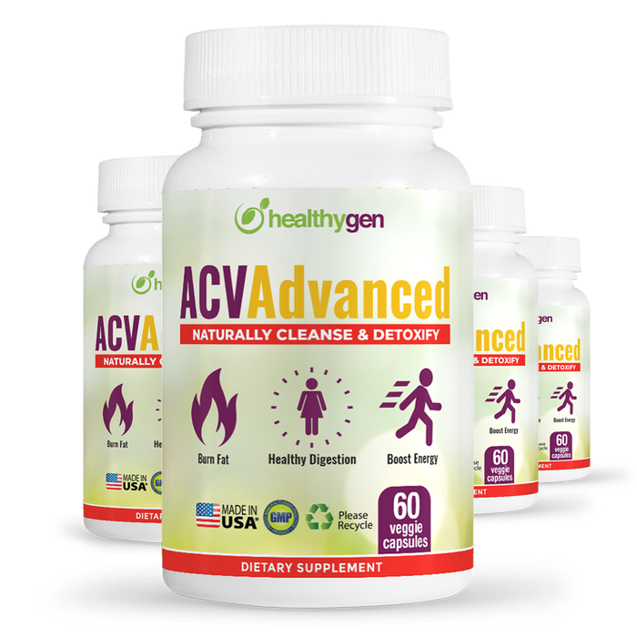 ACV Advanced - HealthyGen - Smart Supplements