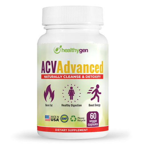 ACV Advanced -  HealthyGen Smart Supplements