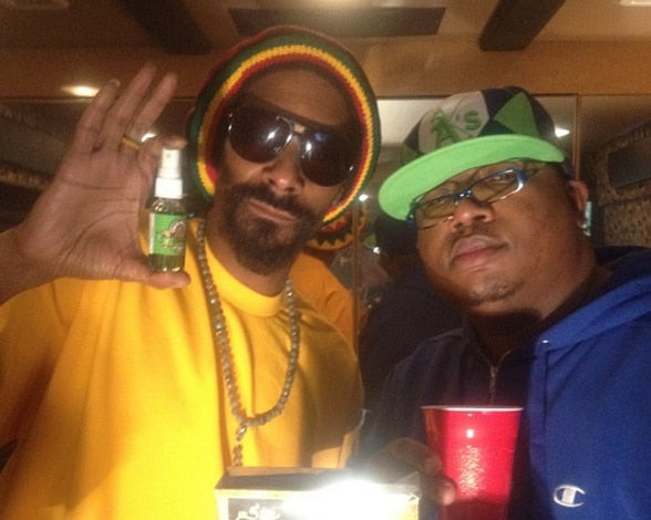 Snoop Lion Loves BluntPower
